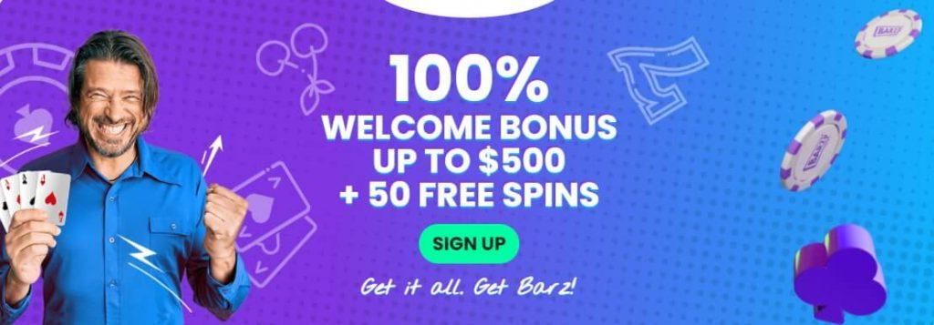 Barz Casino Arvostelu – kaikki mahdollisuudet yhdeltä sivustolta